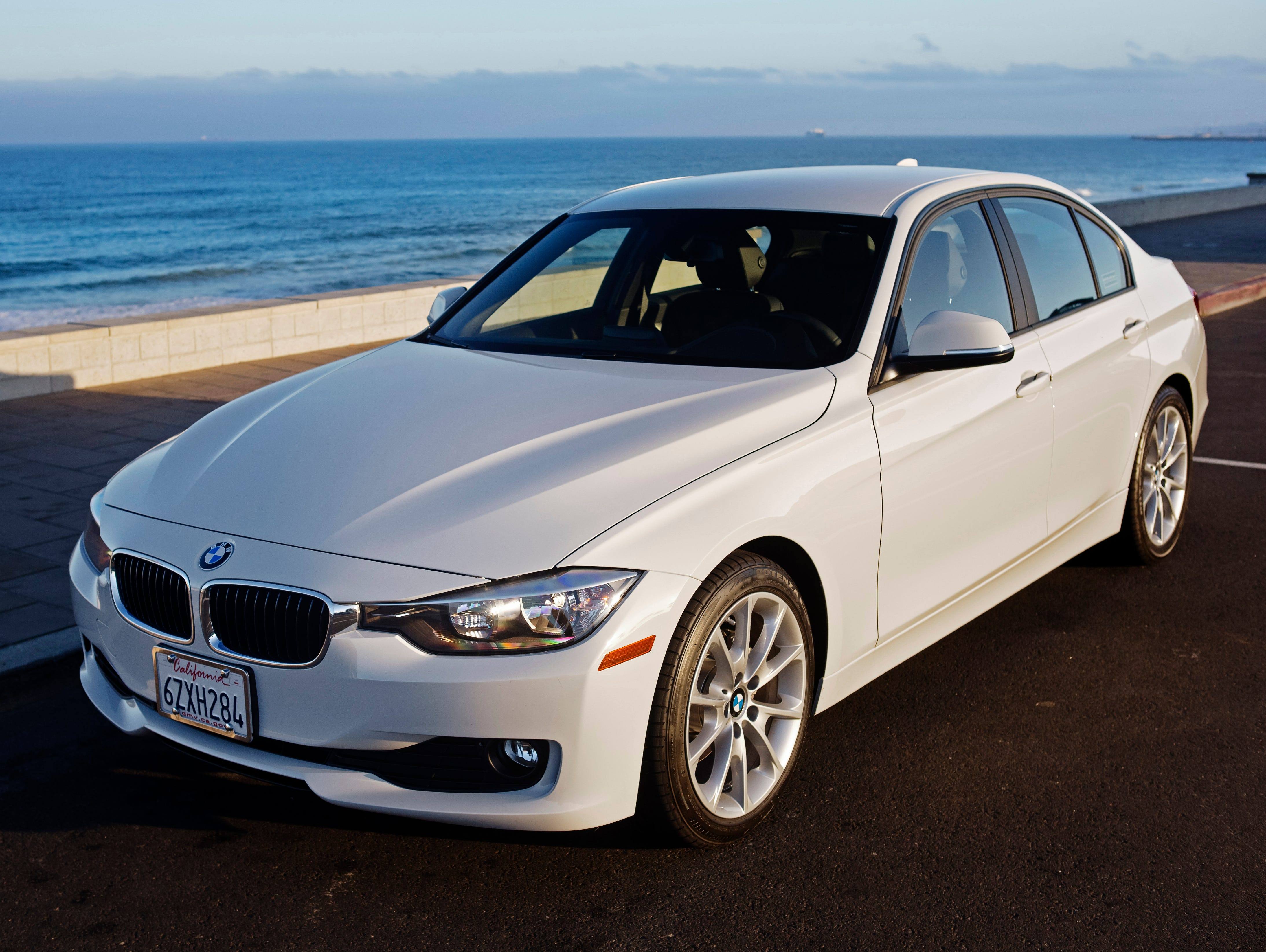 This year's Edmunds.com Top 10 Best Cars for Short Drivers includes the BMW 3-series starting at $33,475 (2013 BMW 320i sedan shown here).