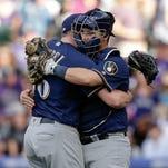 Brewers 6, Rockies 4 (10): Susac's homer does it