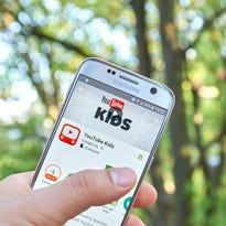 YouTube Kids app suggests conspiracy videos, fake moon landing, lizards