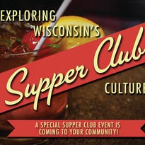 Love supper clubs? Meet cookbook author and filmmaker at Time Theater in Oshkosh