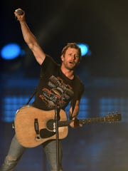 Dierks Bentley will be back in Oshkosh for Country USA in 2019.