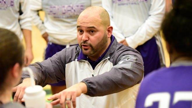 Juan Vela of Fremont Ross was recognized coach of the year in Division I in District 6 by the Oho High School Basketball Coaches Association.