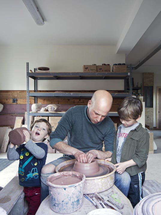 Homes Crafts Small Scale Pottery (3)