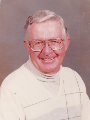 Roland (Dean) Johnson, 88, came to the end of his baptismal journey April 12th, 2015 at his home in Fort Collins.