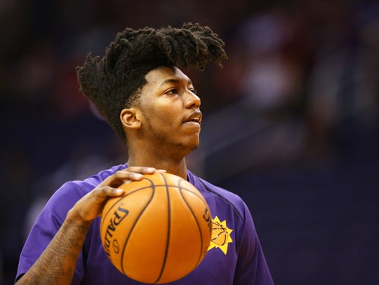 The Suns acquired Elfrid Payton in a trade with the