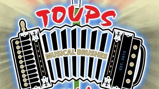 Toups Bernard Musical Brushes