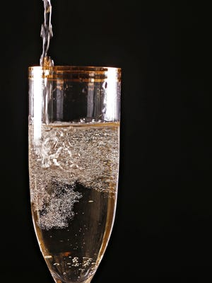 Learn how to prepare two dishes and one holiday cocktail using Champagne and Prosecco.