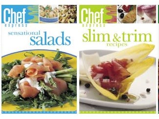 Download all four June cookbooks today before they expire!