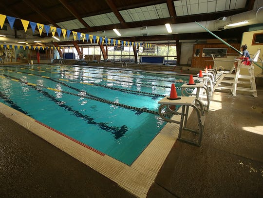 Bainbridge Park District officials are looking into the cost of replacing the Ray Williamson Pool at the Bainbridge Island Aquatic Center.