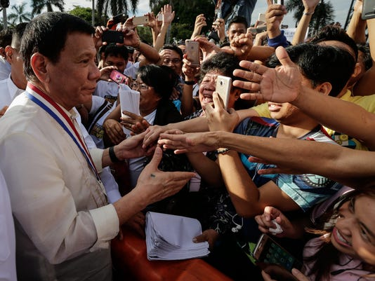 Duterte's controversial drug war: 6 months, 6,000 deaths in