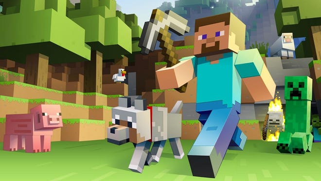 "Park Tudor School will present a ""Minecraft Mini-Games"" camp in June."