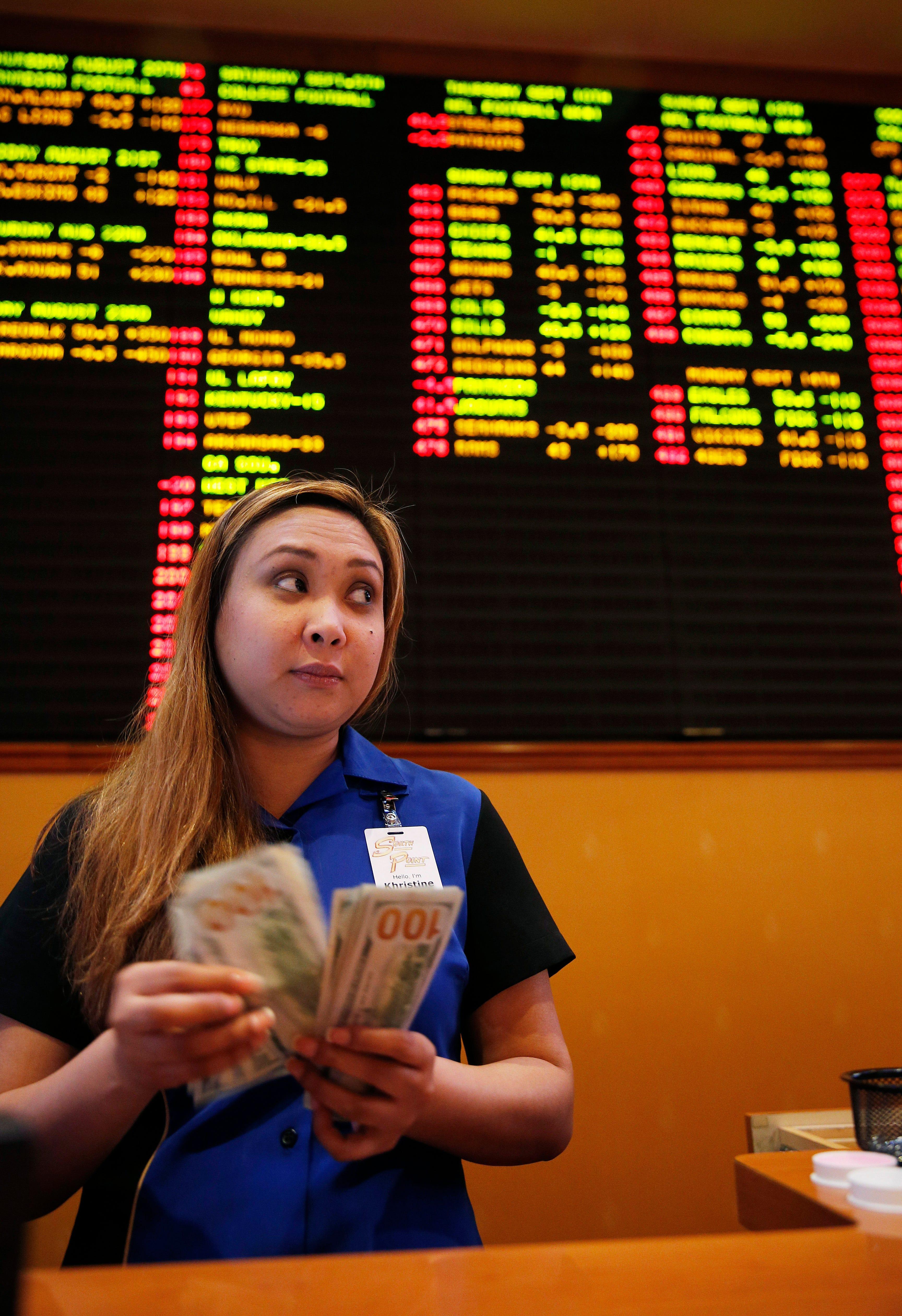 Tony d central j parlay betting