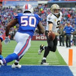 An utterly embarrassing performance as Bills get obliterated 47-10 by Saints