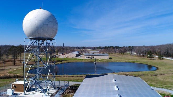 ULM's Doppler radar system will be a key component of the work being done by VORTEX-SE in studying tornadoes in the region.