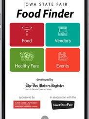 Download the Des Moines Register Iowa State Fair Food