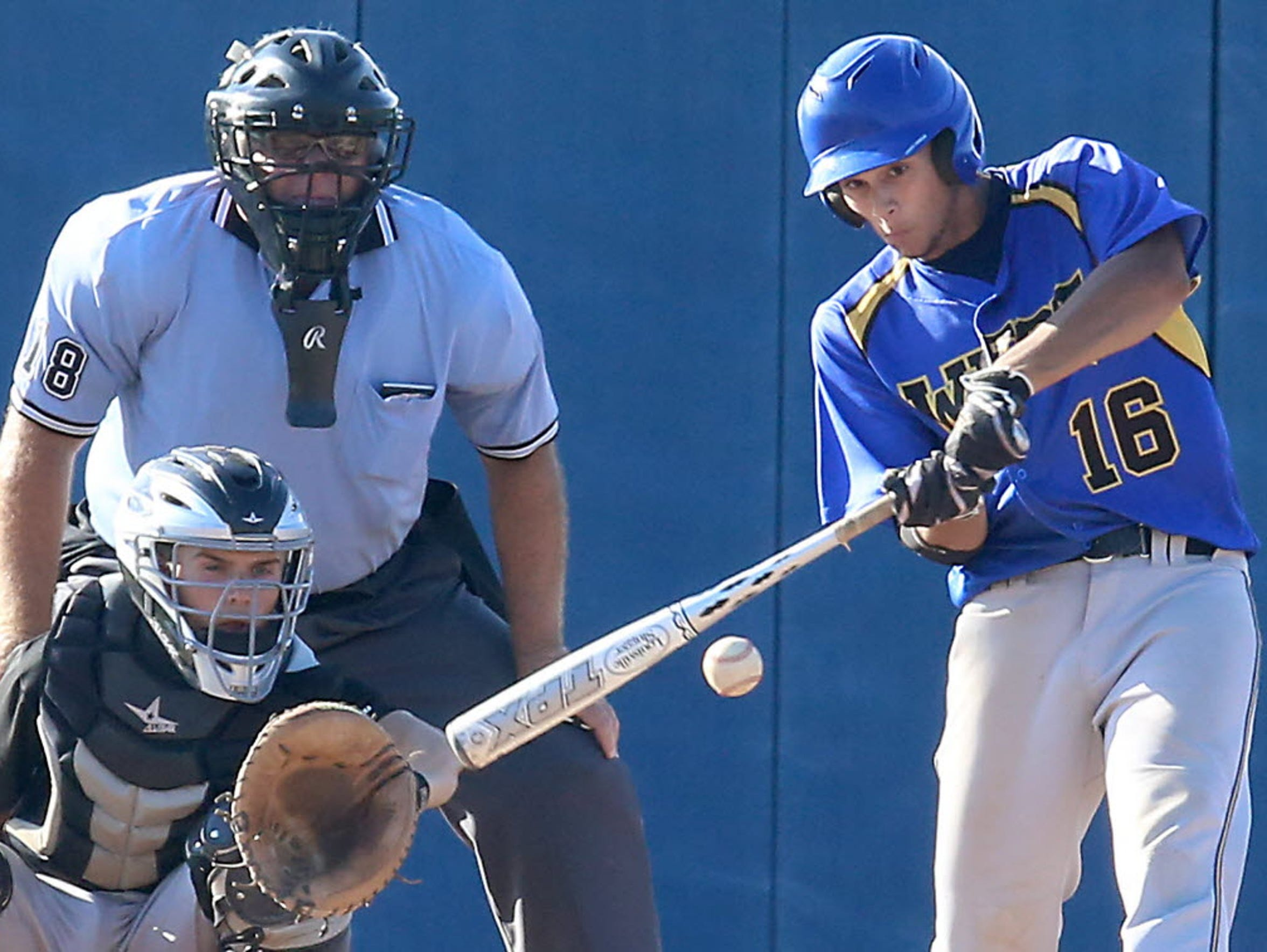 New Berlin West's Allan Peil delivered clutch hit after