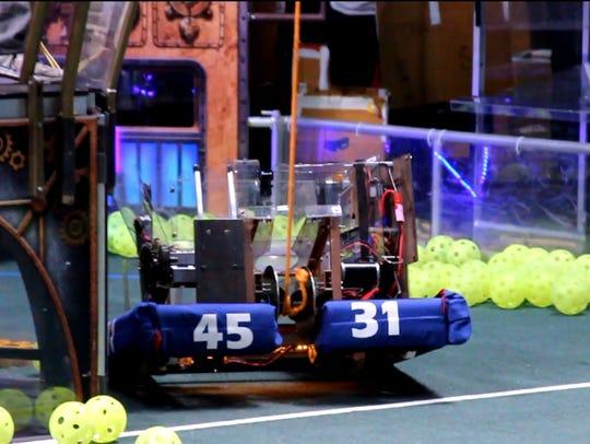 Two Rivers High School's STEMpunk 4531 will host its