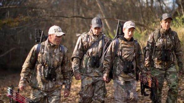 'Raised Hunting'