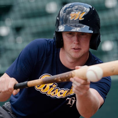 Bad English: Behind leadoff hitter, Lookouts nip Biscuits