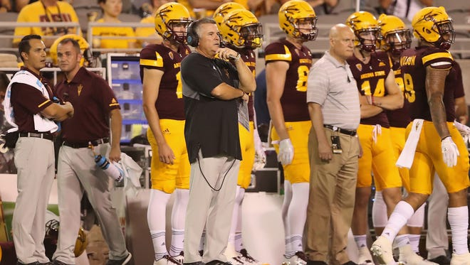 Arizona State hosts San Diego State on Saturday.