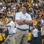 Brian Ferentz critical of his own play-calling in first year as Iowa offensive coordinator