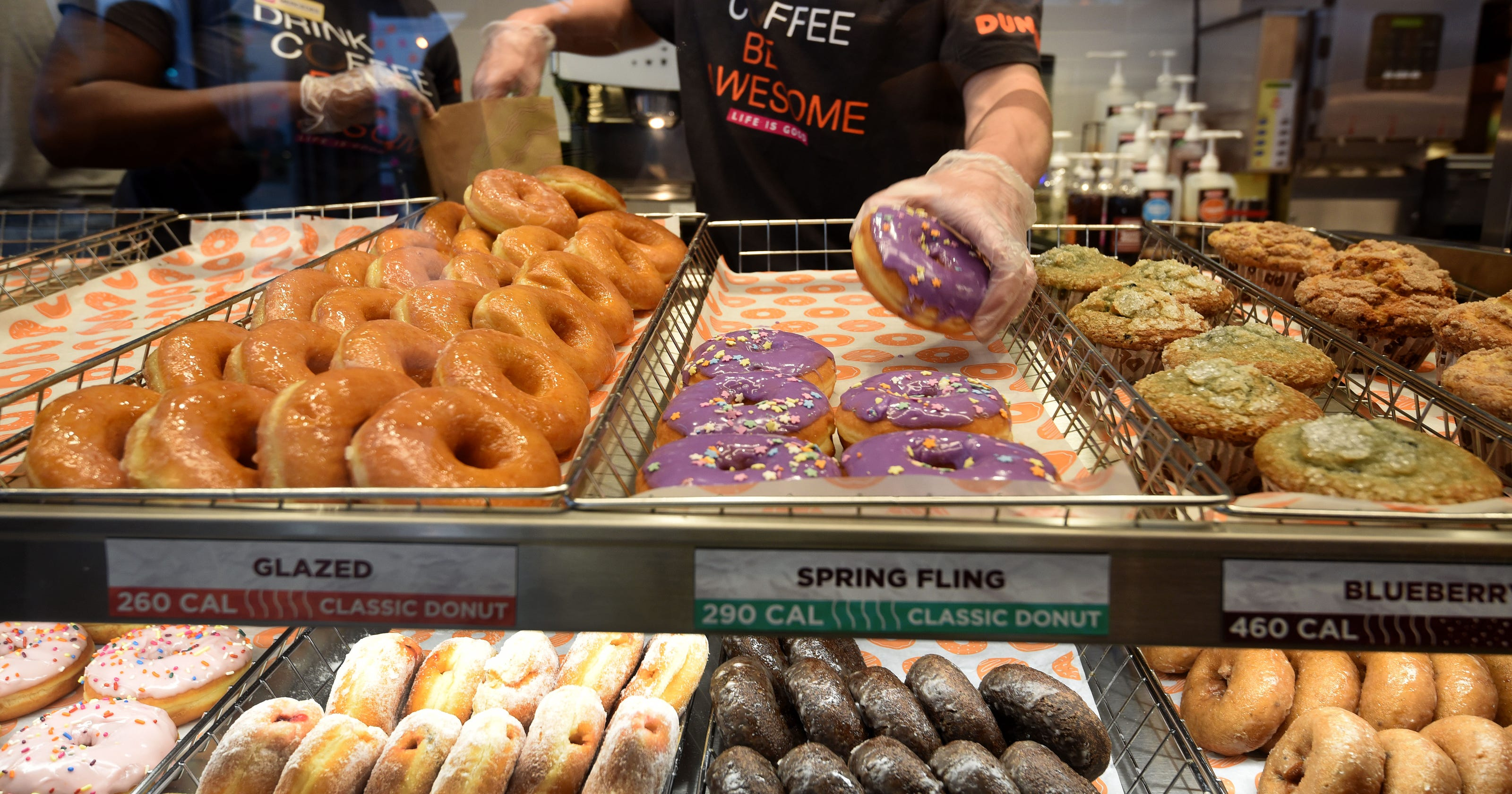 e9abcbda4bf Dunkin' Donuts 'store of the future' comes to Knoxville location