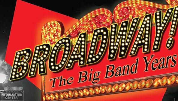 """""""The Big Band era Is reborn!"""" at 7 p.m.Thursday at"""
