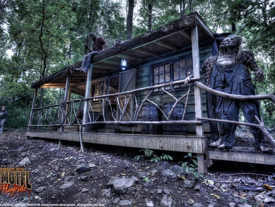 List Site Names The Top Haunted Houses In The U S