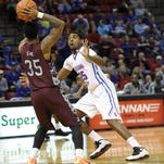 Qiydar Davis had 13 points, 10 rebounds and two steals in a 71-50 victory over North Carolina Central.