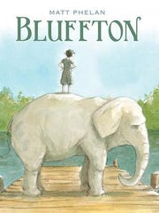 'Bluffton: My Summers with Buster' by Matt Phelan