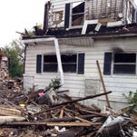 Ronald and Onna Hanes died in this Labor Day fire.