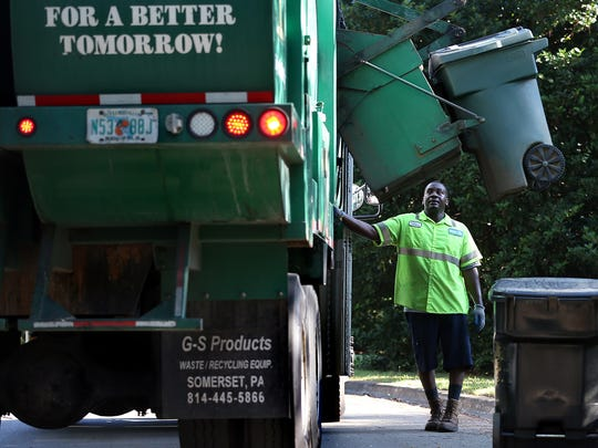 County officials say they are satisfied that their competitive bidding process to hire Waste Pro does not need to be reviewed because of the company's connection to former City Commissioner Scott Maddox's pay-to-play scheme.