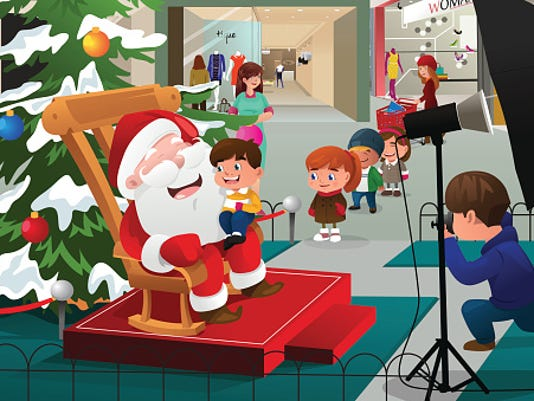 stockimage-santa line