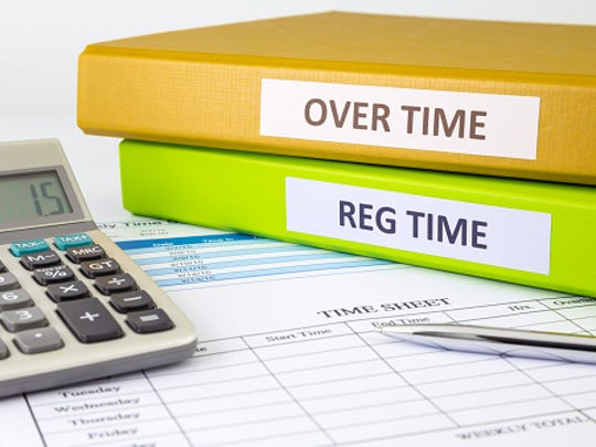 There's a big change brewing in federal rules for overtime pay that will greatly increase the number of salaried employees eligible to receive time-and-a-half for working more than 40 hours in a week.