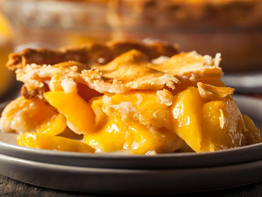 Peach lovers come from miles around to enjoy all manner of peachy victuals.