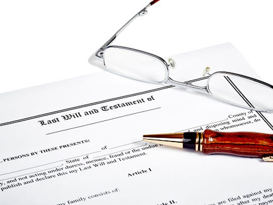Get your estate planning documents in order.