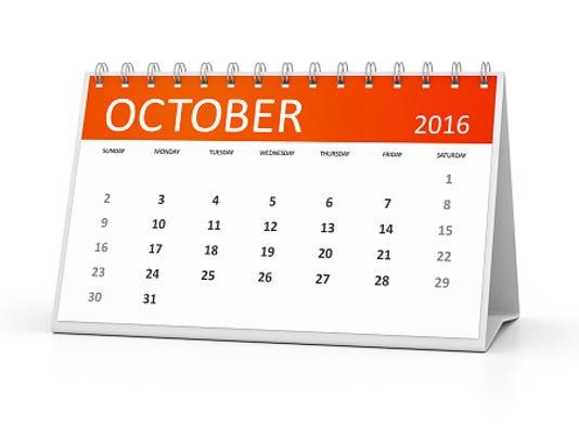 636101381237628455-October-2016-calendar-ThinkstockPhotos-506913046.jpg