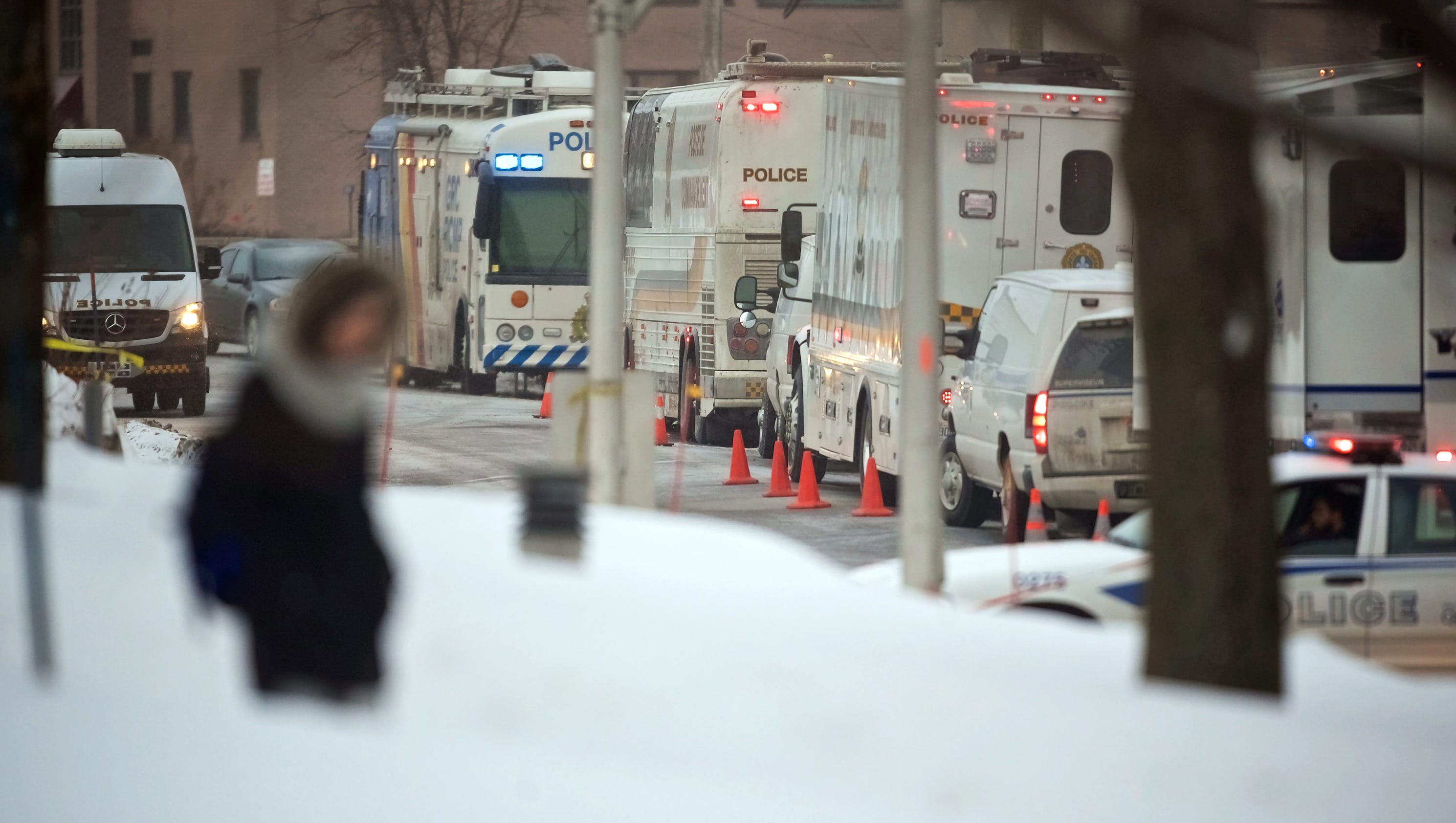 Mosque Shooting: Deadly Shooting At Quebec City Mosque