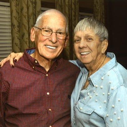 Anniversaries: Edward Crain & Juanita Crain