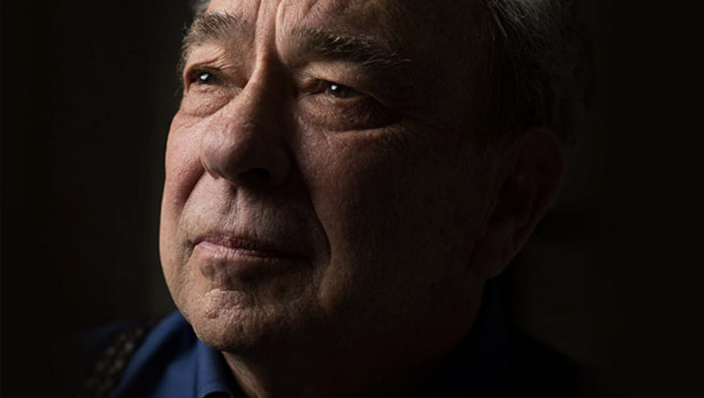 IMG R. C. SPROUL, Theologian and Religious Broadcaster