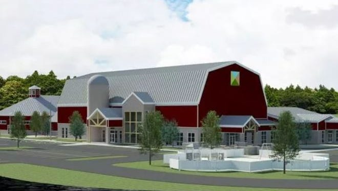 The Farm Wisconsin Discovery Center is set to open in 2018 in Manitowoc County.