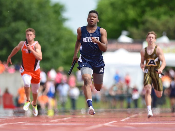 GALLERY: State track, Division III, June 3