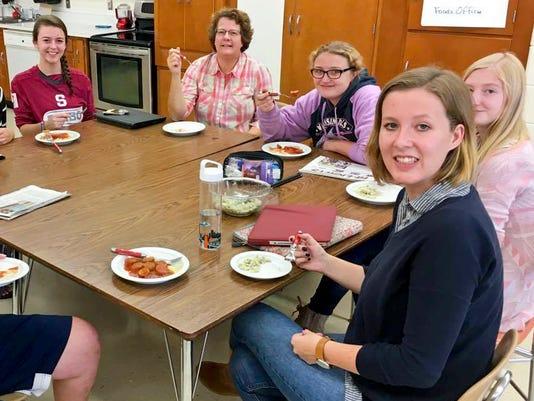 Lakeland student visits Plymouth