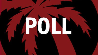 Poll of the day