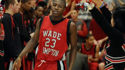 Wade Hampton's Rod Drummond in Jan. 2009