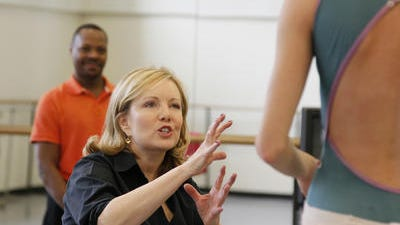 """Mel Brooks' """"Young Frankenstein,"""" on stage in Wilmington in March 2011, was directed and choreographed by Wilmington native Susan Stroman. """"Bullets over Broadway,"""" also directed by Stroman opens Thursday on Broadway."""