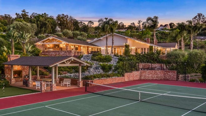USC coach Steve Sarkisian is selling his home.