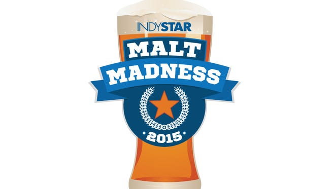 Vote now in IndyStar's bracket-style tournament of local beers, #MaltMadness. (Note: Malt Madness is not affiliated with or endorsed by the National Collegiate Athletic Association.)