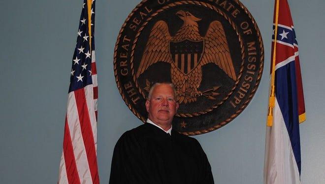 Madison Co. Justice Court Judge Bill Weisenberger