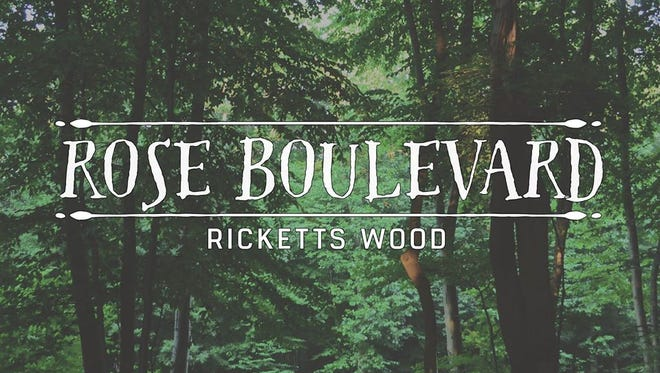 "The cover of Rose Boulevard's new EP, ""Ricketts Wood,"" was designed by Brian Curry of the fellow alternative folk band Cold Weather Company. Rose Boulevard will perform songs from the release on Sept. 13 at New Brunswick's Court Tavern."